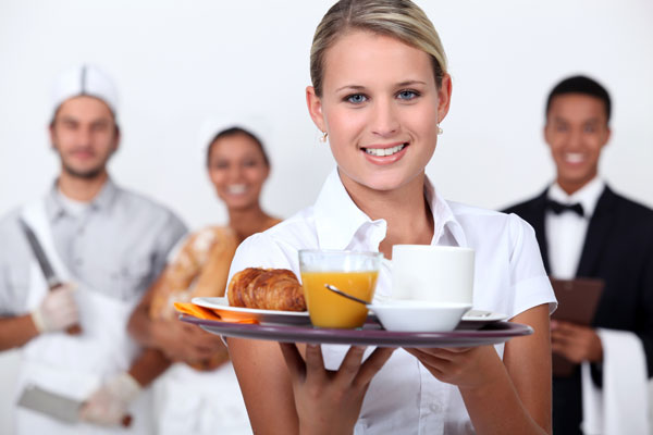curriculum vitae per il settore ristorazione
