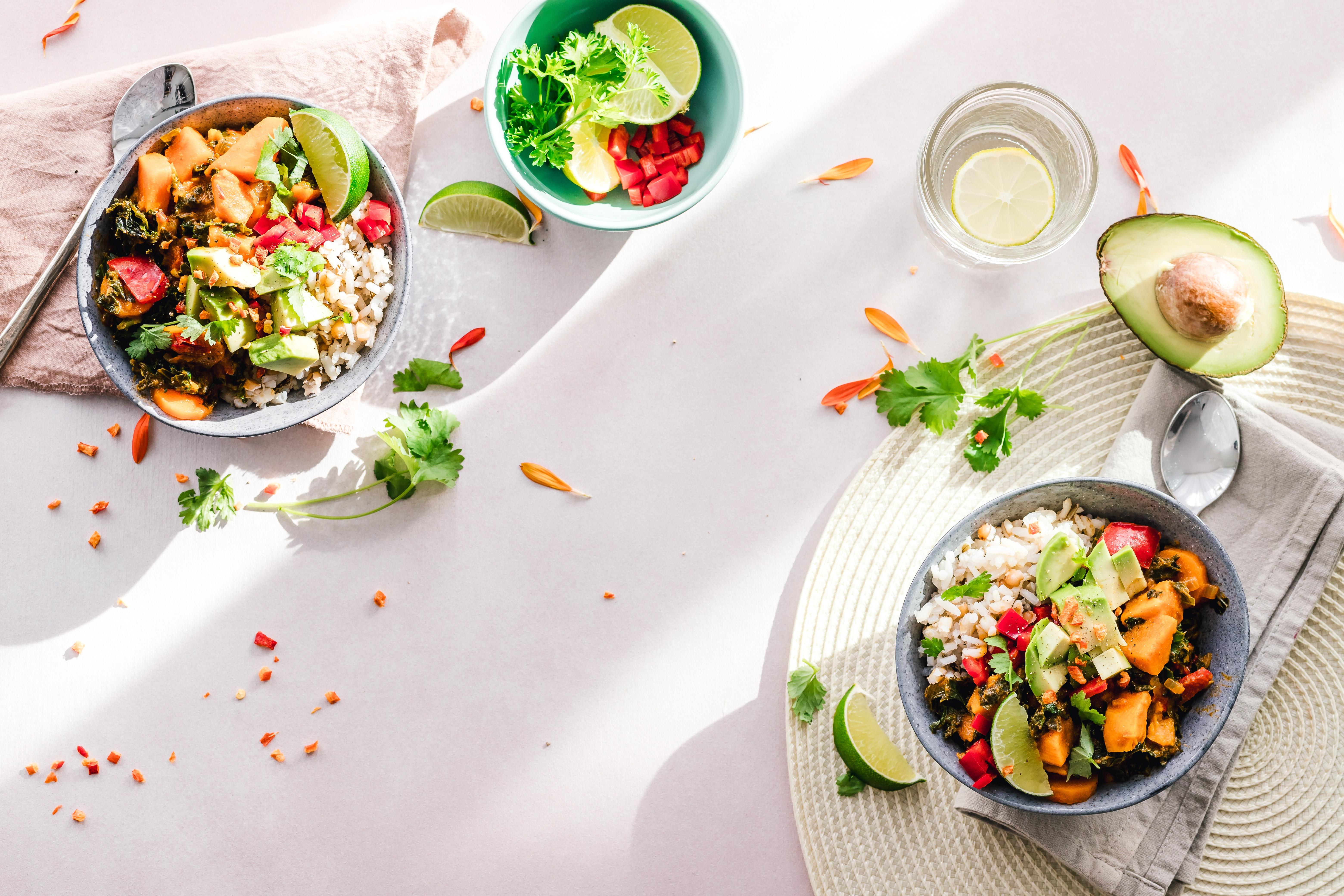 pokè bowl e sushi brasiliano
